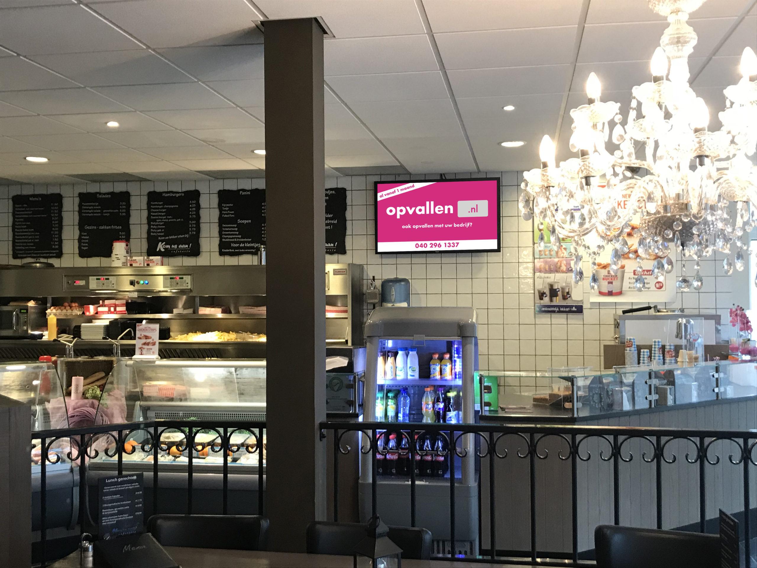 Eethuis Cafetaria Kom Us Aan-1